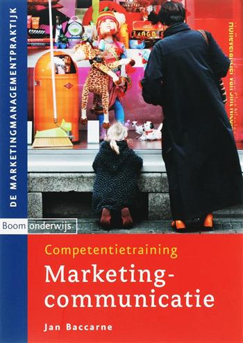 9789085061724 - Competentietraining marketingcommunicatie