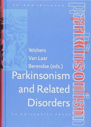 9789086591503 - Parkinsonism and related disorders, cd-rom included