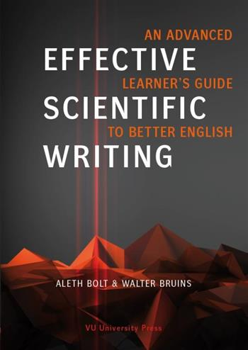 9789086596171 - Effective scientific writing