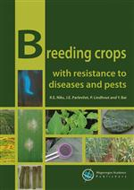 9789086863280 Breeding crops with resistance to diseases and pests