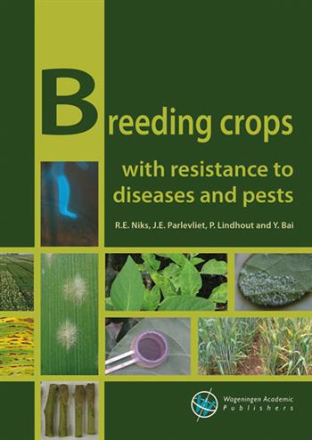 9789086863280 - Breeding crops with resistance to diseases and pests