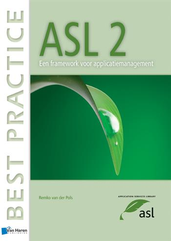 9789087533120 - Asl 2 een framework voor applicatiemanagement
