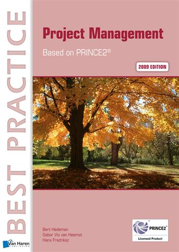 9789087534967 - Project management based on prince2