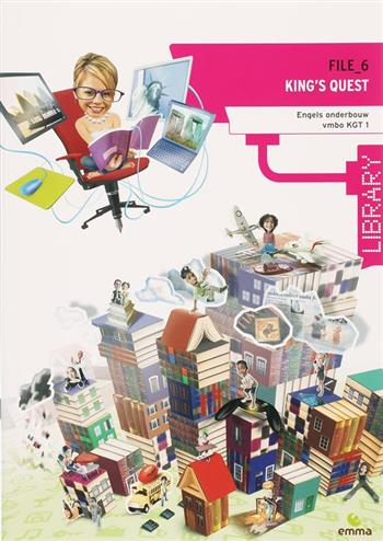 Library vmbo kgt 1 file 6 king's quest