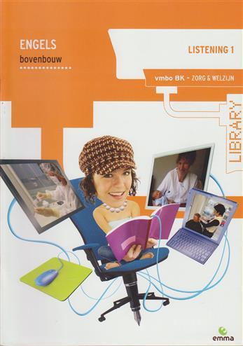 Library bovenbouw vmbo-bk z&w listening 1