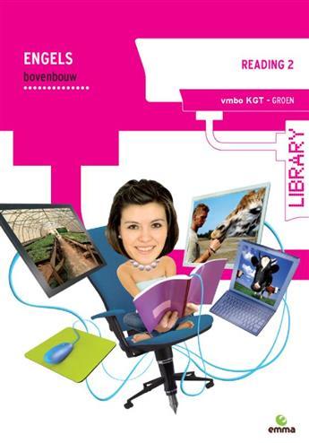 Library bovenbouw vmbo-kgt groen reading 2
