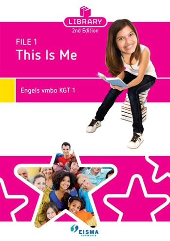Library 2nd Edition Engels File 1 This Is Me vmbo KGT 1