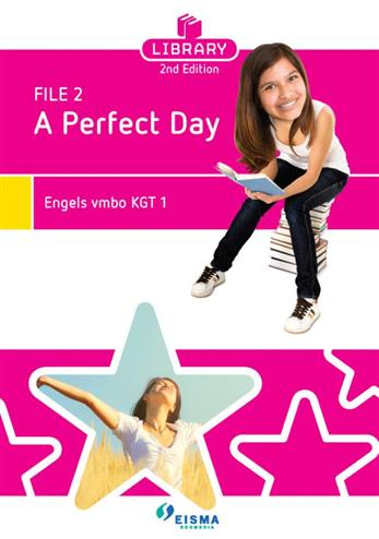 Library 2nd edition: file 2 Engels vmbo KGT 1. a perfect day, Judy Bepple, Paperback