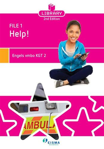 File 1: Engels vmbo KGT 2. help!, Bepple, Judy, Paperback