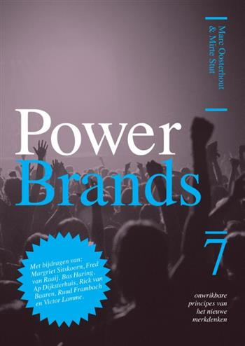 9789088030345 - Power brands