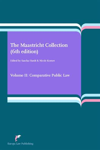 9789089522160 - The Maastricht Collection (6th edition) Volume II: Comparative Public Law