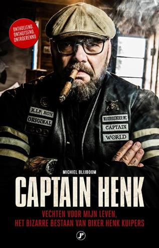 9789089757722 - Captain Henk