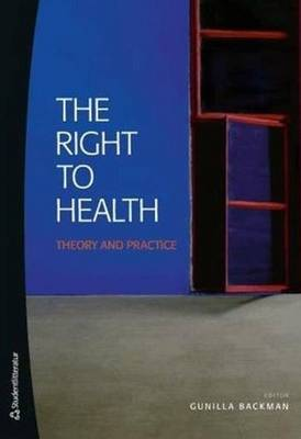 9789144067803 - Right to Health: Theory & Practice