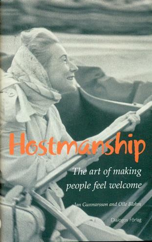 9789175041599 - Hostmanship - the art of making people feel welcome