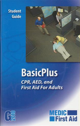 9789365152265 - Basicplus cpr aed and first aid for adults