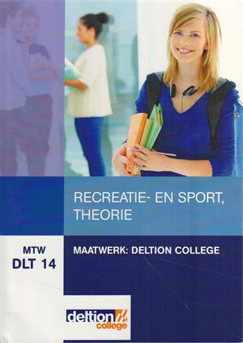 Recreatie en Sport, Theorie (MTW DLT 14)