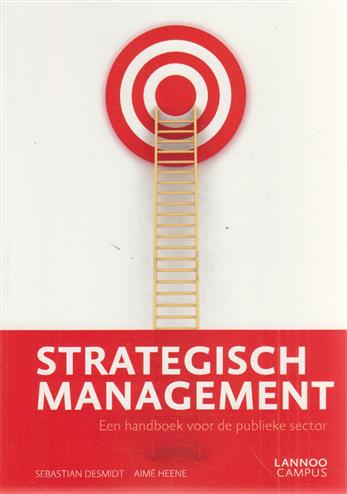 9789401410359 - Strategisch management