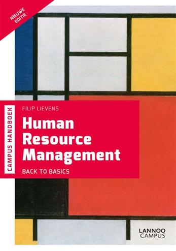 9789401470292 - Human resource management