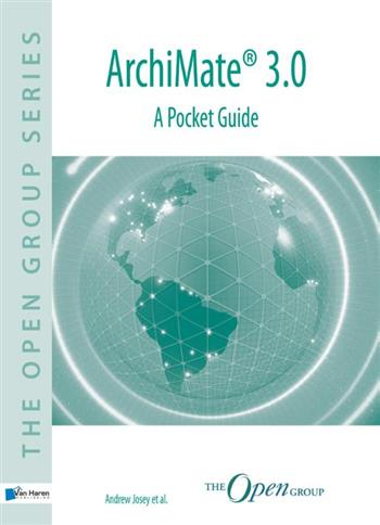 9789401800488 - ArchiMate 3.0 a pocket guide