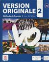 9789460300844 - Version originale 2 livre d'eleve inc. cd + dvd
