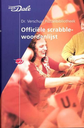 Van Dale Officiële scrabblewoordenlijst