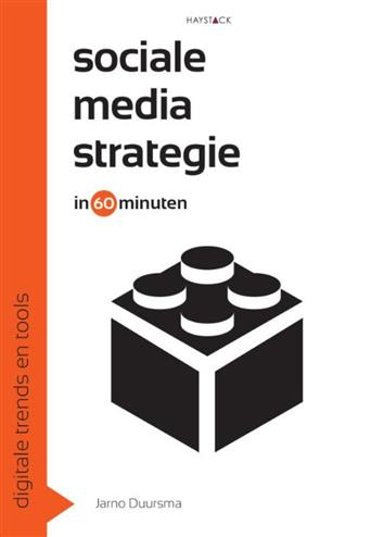 9789461260604 - Sociale media strategie in 60 minuten