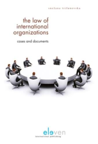 9789462366107 - The law of international organizations