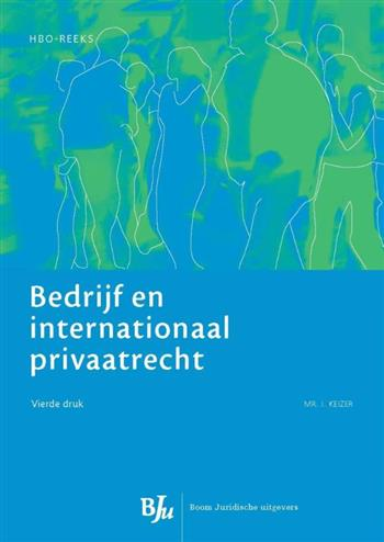 9789462900851 - Bedrijf en internationaal privaatrecht