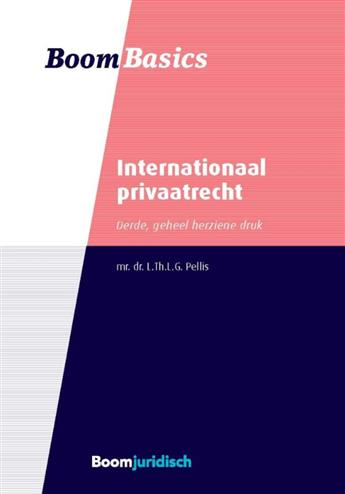 9789462902985 - Boom basics Internationaal privaatrecht