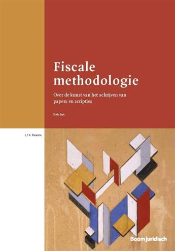 9789462905375 - Fiscale methodologie