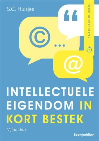 9789462906303 - Intellectuele eigendom in kort bestek