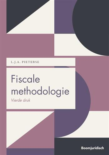 9789462908796 - Fiscale methodologie