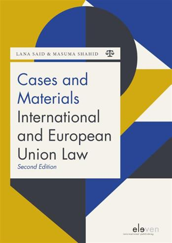 9789462908802 - Cases and Materials International and European Union Law