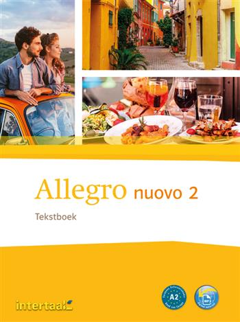 9789462936591 - Allegro nuovo 2 tekstboek + online mp3's