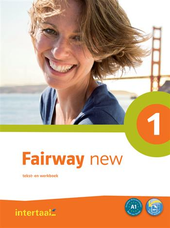 9789462937826 - Fairway new 1 tekst-/werkboek