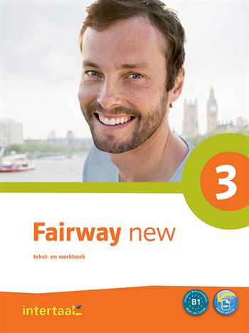 9789462937864 - Fairway new 3 tekst-/werkboek