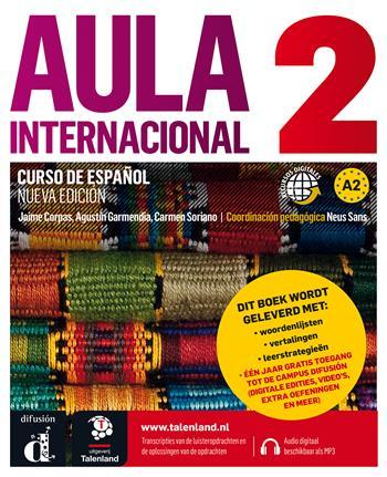 9789463250016 - Aula Internacional 2 Nueva edicion A2 libro del alumno