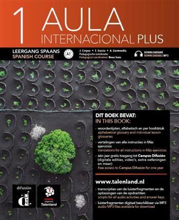 9789463251341 - Aula Internacional 1 alumno Plus Premium edicion Talenland