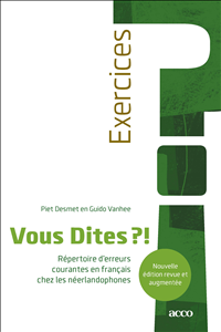 9789463442084 - Vous Dites?! Exercices