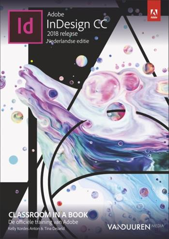 9789463560474 - Adobe indesign cc classroom in a book