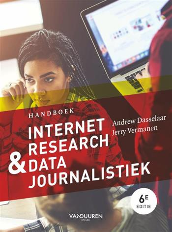 9789463560535 - Handboek Internetresearch & datajournalistiek