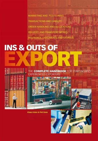 9789490415143 - Ins en outs of export