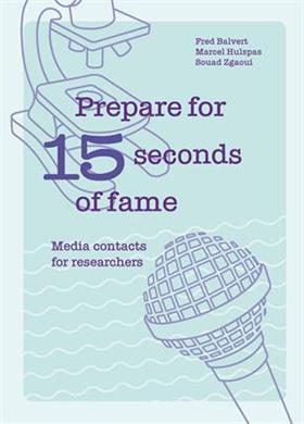 9789490608835 - Prepare for 15 seconds of fame