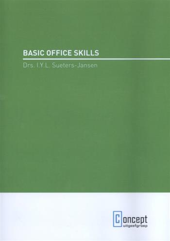 9789491743344 - Basic office skills