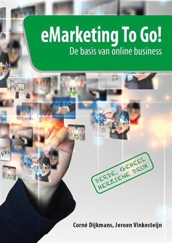 9789491838682 - eMarketing To Go! De basis van online business