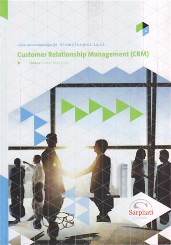 9789492028594 - Customer relations management