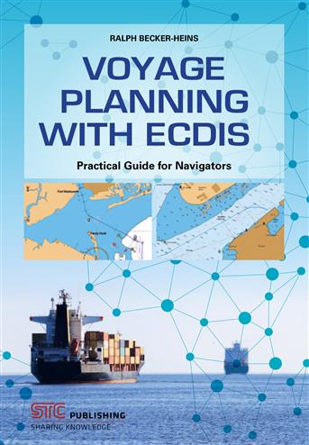 9789492083258 - Voyage planning with ecdis