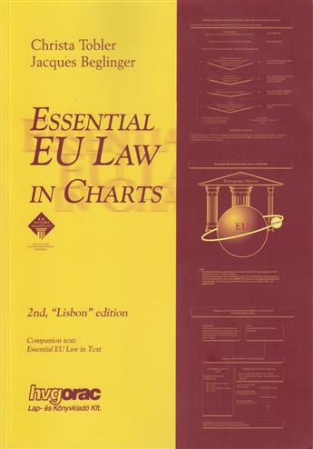 9789632580869 - Essentail eu law in charts