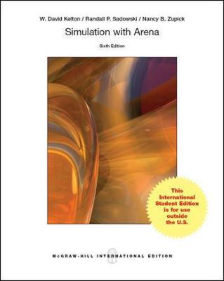 9789814577250 - Simulation with Arena